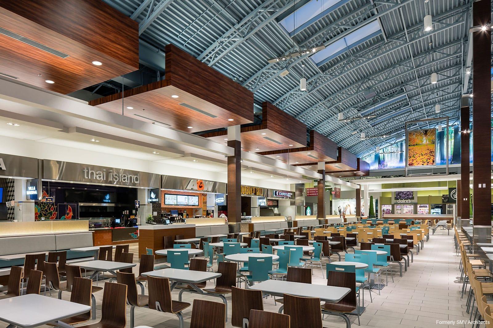 vaughan-mills-food-court-renovation